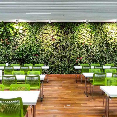 Zielona-sciana-w-kantynie-Philip-Morris.jpg